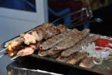 Kebabs, Türkmenabat Bazar