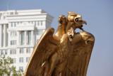 Five-headed Eagle of Turkmenistan