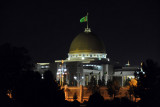 The Presidential Palace of Turkmenistan