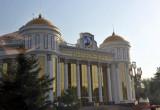 Türkmenistan National Drama Theatre, Aşgabat