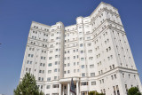 Marble apartment building, Ashgabat