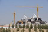 Ashgabat's next great monument under construction