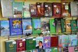 Miras Bookshop with offerings on Turkmenistan