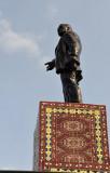 Lenin Square, Ashgabat