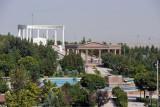 Saglyk Ýoly Park, Ashgabat