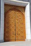 Another door to the 8-sided prayer hall