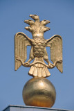 Five-headed eagle of Turkmenistan