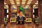 Gurbanguly Berdimuhamedow, President of Turkmenistan