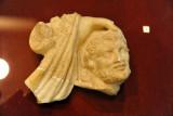 Statuette fragment, Parthian (3rd C. BC - 3rd C. AD)