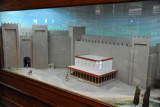 Model of the Temple of New Nisa, 2nd C. BC