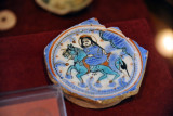Enamel ceramics, Merv, 10th-11th C. AD