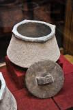 Stone pot, 10th-12th C.