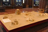 Model of the archeological site at Merv