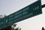 India-Pakistan Border 1 km