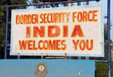 Border Security Force India Welcomes You