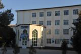 Medical school on the outskirts of Khiva (Xiva Tibbiyot Kolleji)