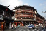 Fang Bang Zhong Lu - Shanghai Old Street, Yuyuan Garden