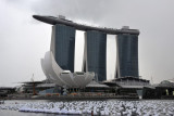 Marina Bay Sand Hotel, Singapore