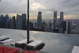 Sky Garden Infinity Pool, Marina Bay Sands Hotel