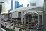The Shoppes at Marina Bay Sands from the hotel