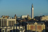 Central Birmingham with the BT Tower from the Radisson Hotel