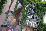 Der Liebe Augustin, Gelber Adler, Vienna