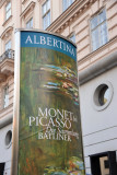 Exhibition at the Albertina - Monet to Picasso, the Batliner Collection