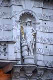 Mercury statue - Vienna