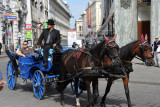 Another carriage tour, Vienna