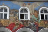 Mosaic façade - Kärtner Straße 16, Vienna