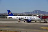 Cyprus Airways A319 (5B-DBP)