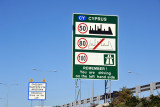 Remember! You are driving on the left hand side in Cyprus