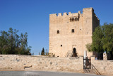 The current fortified tower was built by the Knights of the Order of St. John of Jerusalem (Hospitallers) in 1454