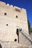 The tower of Kolossi Castle