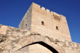 Kolossi Castle is worth the short detour but there is little inside