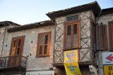 Old houses in the city centre of Limassol