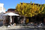 Village Square with outdoor cafés, Omodos
