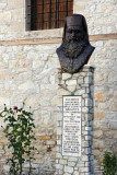Bust of Dositheos, Abbot of the Monastery of the Holy Cross, Omodos