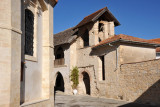 The Monastery of the Holy Cross no longer houses monks
