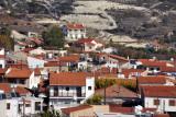 Omodos, Cyprus - population ca. 300