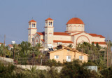 The Greek Orthodox church of Lympia, Cyprus