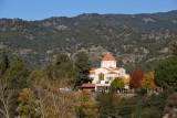 The Greek Orthdox Church of Trimklini, Cyprus