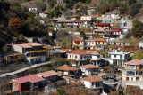 Village of Mylikouri in the Troödos Mountains, Cyprus