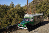 Another old Bedford bus - this one at Kalopanayiotis