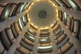 Lobby Atrium of Le Meriden President (King Fahd Palace), Dakar