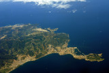 The Spanish enclave of Cueta - northern Morocco