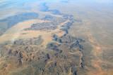 Escarpment northeast of Zag, Morocco (N28 09/W008 07)