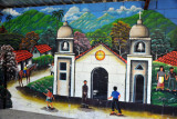 Mural at the Handicrafts Market