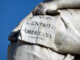 Morazán Monument - Union Centro-Americana