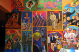 Mural - Museo Nacional de Antropologia